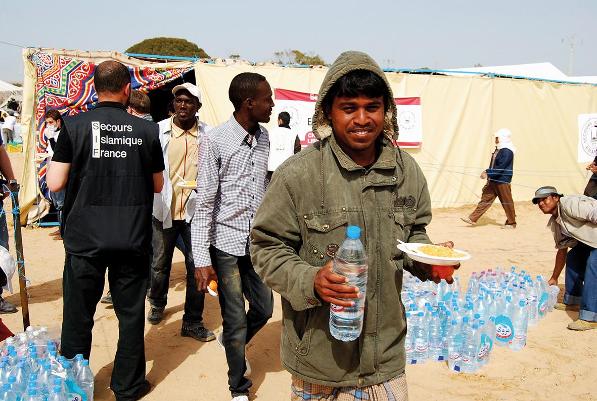 Tunisie/Libye 2011